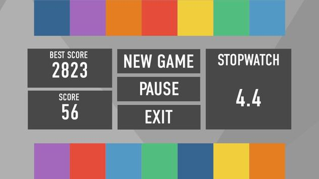 Rainbow logic game screenshot 11
