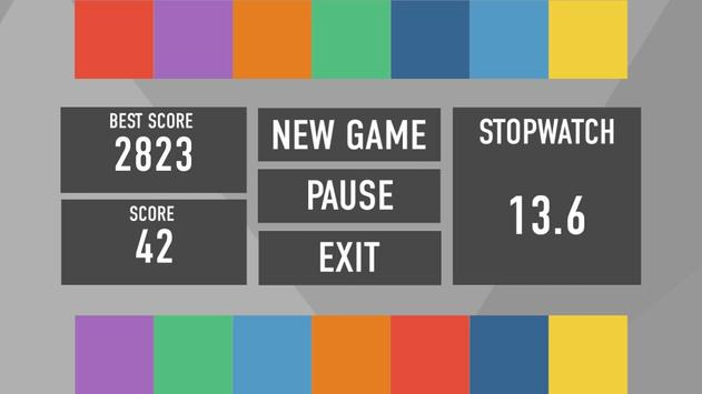 Rainbow logic game screenshot 3