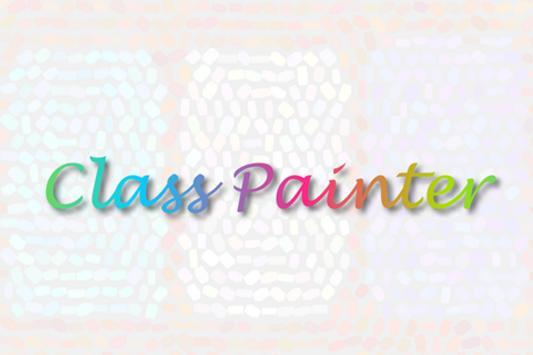 Class Painter screenshot 7