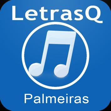 Palmeiras Letras Qrink apk screenshot