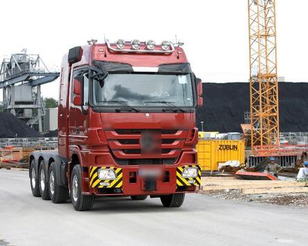 Wallpapers Mercedes Benz Truck apk screenshot