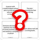 Vocabulary Quiz icon
