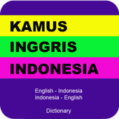 Indonesia - English Dictionary icon