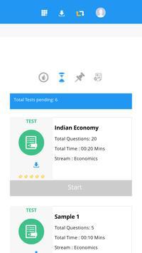 BVPNLC Online Exam screenshot 1
