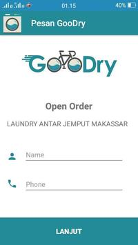 GooDry apk screenshot