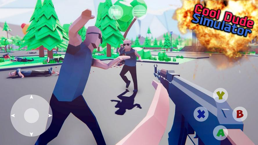 cool dude simulator for android apk download