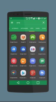 Belle UI Icon Pack screenshot 6