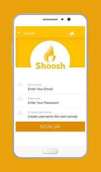 Shoosh screenshot 2