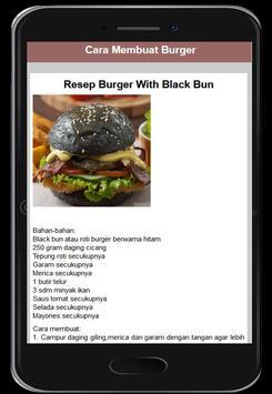 Cara Membuat Burger screenshot 5