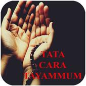 Cara Tayammum icon
