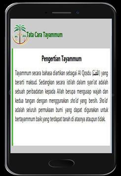 Cara Tayammum screenshot 2