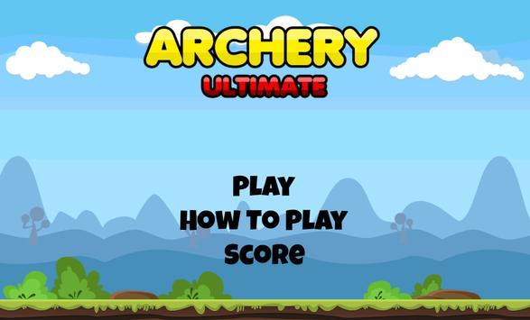 Archery Ultimate apk screenshot