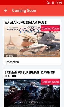 Dakota Cinema apk screenshot