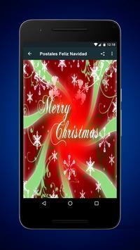 Postales Feliz Navidad screenshot 1