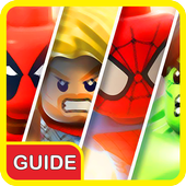 Guide for Lego Marvel icon