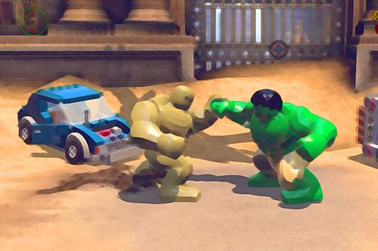 Guide for Lego Marvel screenshot 1