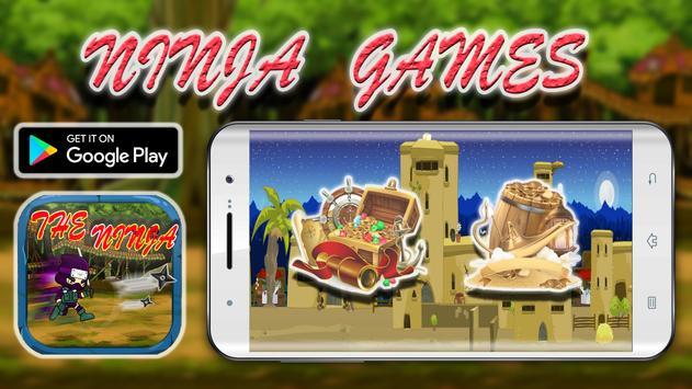 NinjaGo Jungle apk screenshot
