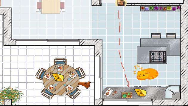 Tom Jump and Jerry Run Games apk screenshot