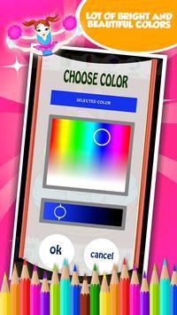 Coloring Book For Girls screenshot 13