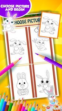 Bunny Coloring Book screenshot 10