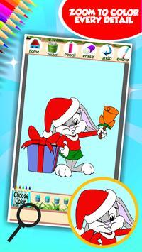 Bunny Coloring Book screenshot 3