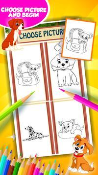 Dog Coloring Book screenshot 10