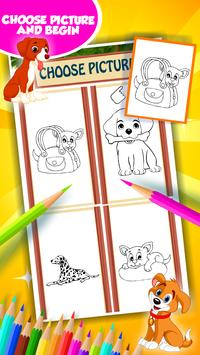 Dog Coloring Book screenshot 2