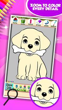 Dog Coloring Book screenshot 3