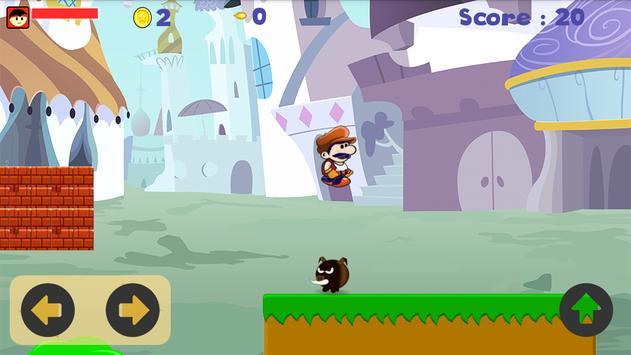 Super Running Maryo Adventure apk screenshot