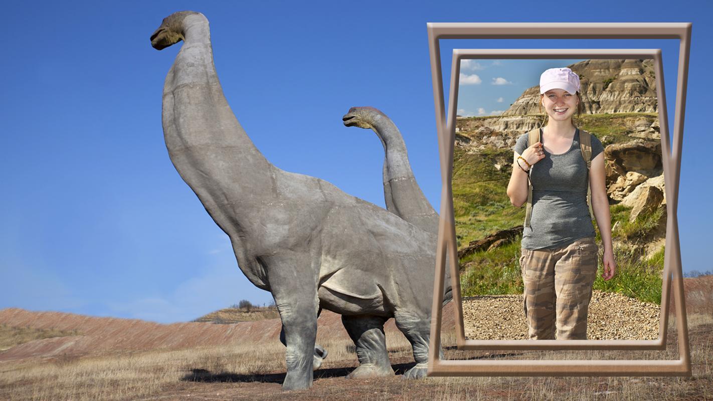 Editor de marcos de dinosaurio for Android - APK Download