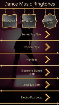 Dance Music Ringtones screenshot 1