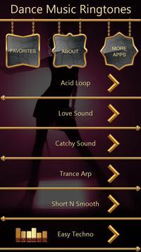 Dance Music Ringtones screenshot 5