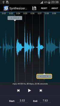 Synthesizer Ringtones apk screenshot