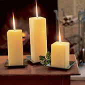 Three Candles Live Wallpaper icon