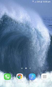 Water Wave Live Wallpaper apk screenshot