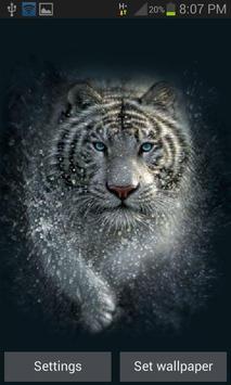 White Tiger Water LWP poster