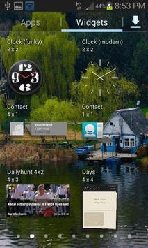 Boating Place Live Wallpaper apk screenshot