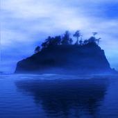 Blue Island Live Wallpaper icon