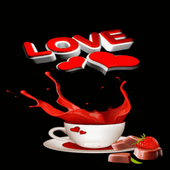 Coffee Love Live Wallpaper icon