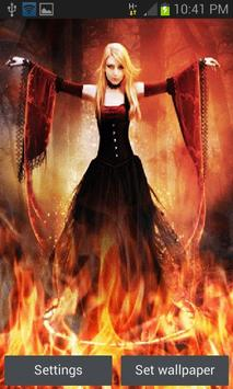 Dance On Fire LWP poster