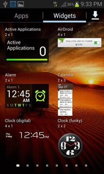 Desert Sunset Live Wallpaper screenshot 2