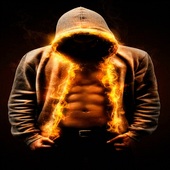 Fire Jacket Live Wallpaper icon