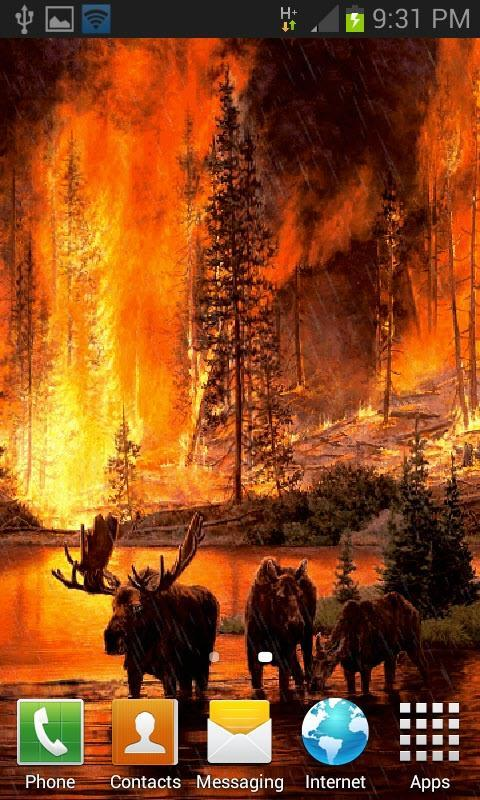 Forest fire live wallpaper apk download free personalization app forest fire live wallpaper poster forest fire live wallpaper apk screenshot voltagebd Gallery