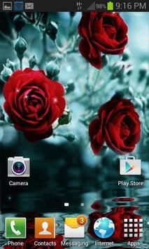 Flower Branch Live Wallpaper apk screenshot