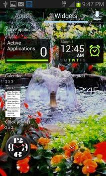 Flowers Park Live Wallpaper apk screenshot
