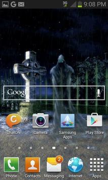 Ghost Waves Live Wallpaper apk screenshot