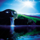 Green Park Waterfall LWP icon