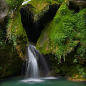 Green Valley Waterfall LWP icon