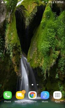 Green Valley Waterfall LWP poster
