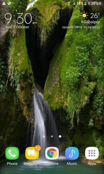 Green Valley Waterfall LWP screenshot 1